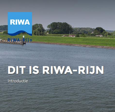Riwa Rijn website ontwikkeling Peter Voets